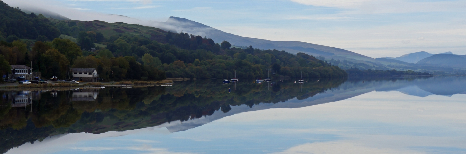 Llyn Celyn Reflections
