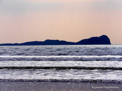 Sparkling Seascape Gower