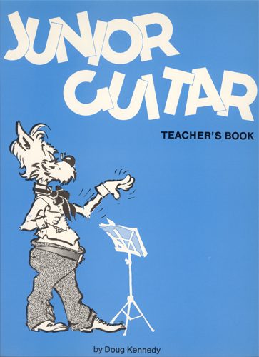 Junior Guitar Teachers
