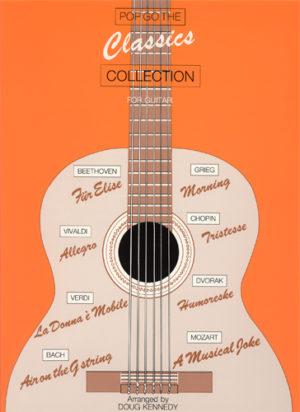 Pop Go The Classics for Guitar
